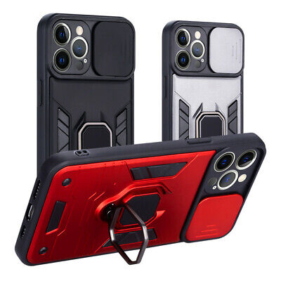 AU10.66 • Buy Case For IPhone 11 12 13 Pro 6 S 7 8 Plus X XR XS Max Magnetic Ring Holder Cover