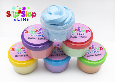 AU18.95 • Buy Rainbow Mixed 6 Pack Butter Slime - Australian Made