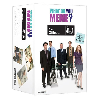 AU52.84 • Buy What Do You Meme? The Office Edition