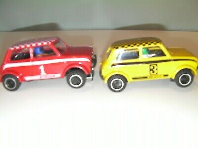 £15 • Buy Scalextric C122 Mini Cars X2 1275GT Perfect Condition And Runners