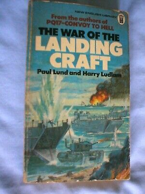 £3.49 • Buy The War Of The Landing Craft. Paul Lund And Harry Ludlum.Paperback
