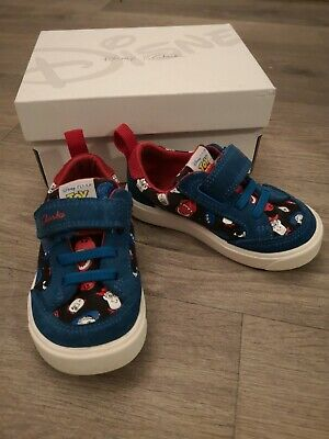 £3.80 • Buy Clarks Toy Story Shoes/Trainers Size 5G