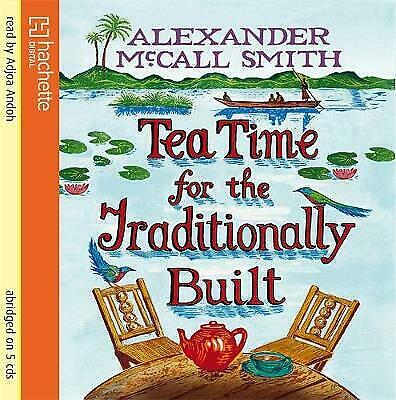£5 • Buy Tea Time For The Traditionally Built By Alexander McCall Smith (CD-Audio, 2009)