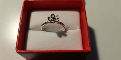 AU4.99 • Buy Authentic Pandora Ring 925 Sterling Silver Size 48 Discontinued