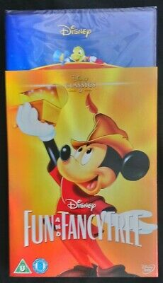£15.99 • Buy Disney Fun And Fancy Free (DVD, 2002,) With O-ring Slipcover /sleeve. Brand New