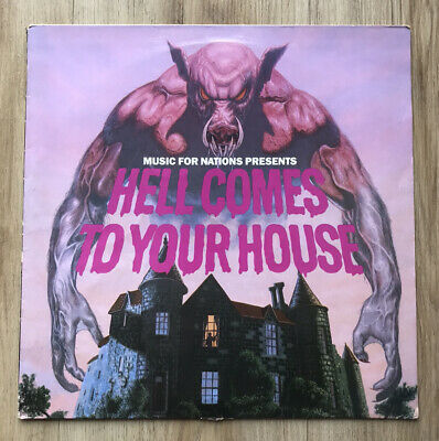 £13.95 • Buy Hell Comes To Your House 1984 MFN Vinyl LP 1st Press METALLICA Anthrax EXCITER