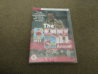 £9.99 • Buy The Benny Hill Annual 1977 Dvd New And Sealed