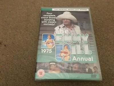 £9.99 • Buy The Benny Hill Annual 1975 Dvd New And Sealed