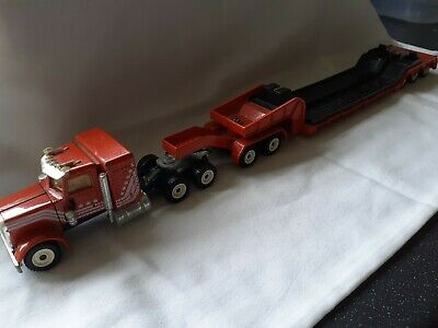 £9.99 • Buy Siku Truck With Low Loader. Used Condition