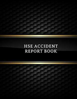£8.93 • Buy HSE Accident Report Book & Incident Record Log Book| Health &...