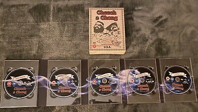 £9.99 • Buy Cheech And Chong Collection - Organically Grown In USA (Box Set) (DVD, 2004)