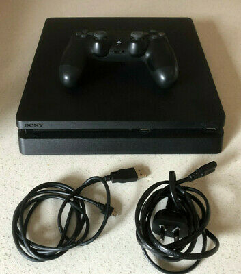 AU298 • Buy Playstation 4 PS4 Slim 500gb + Controller + Cables