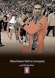 £1.99 • Buy FA Cup Final 1996 - Manchester United Vs Liverpool (DVD, 2005)