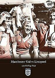£1.99 • Buy FA Cup Final 1977 - Manchester United Vs Liverpool (DVD, 2004)