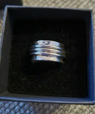 £15 • Buy Sterling Silver Spinner Spinning Ring Silverpickle Size Q
