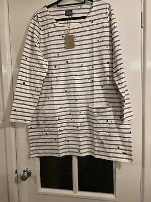 £17.70 • Buy BNWT Joules Quinn Tunic Size 20