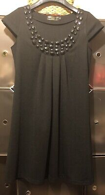 £6.50 • Buy LADIES PUSSYCAT LONDON BLACK DRESS Size S . In Excellent Condition