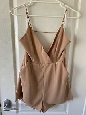 AU20 • Buy Charcoal Clothing - Faith In Love Playauit Size 12 -NWT