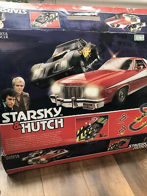 £75 • Buy Scalextric Starsky And Hutch M&S Boxed Set Complete