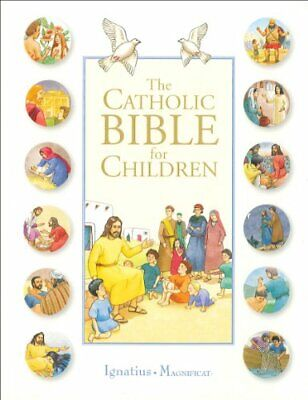 £15.67 • Buy The Catholic Bible For Children By Karine- Marie Amiot Francois C New Book