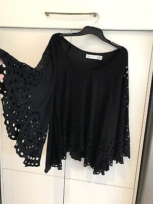 AU69 • Buy ALICE MCCALL Designer Luxe Boho Blouse Size S-M 8-10-12-14 RRP$249