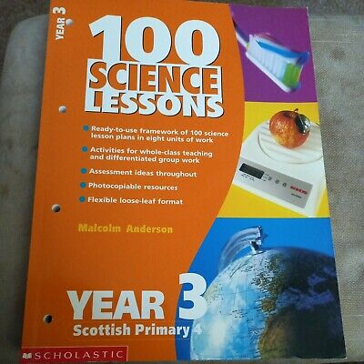 £1.50 • Buy 100 Science Lessons Year 3 Lesson Plan Book