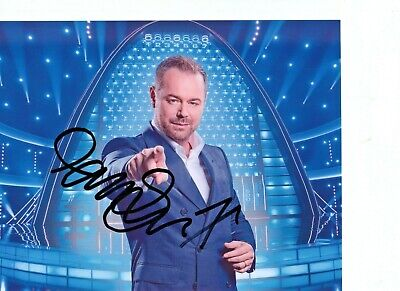 £9.99 • Buy Danny Dyer Hand Signed Photo With Coa