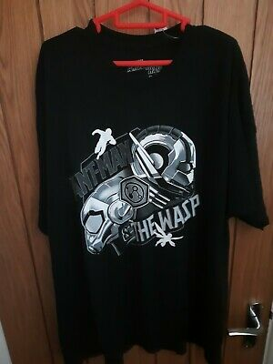 £1.99 • Buy Ant Man And The Wasp Tshirt Size XXL