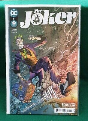 £7.99 • Buy Mint - Dc Comics - The Joker - #6 - Tynion - March - Prianto - In Carded Sleeve
