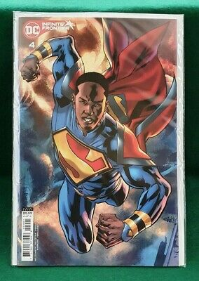 £6.99 • Buy Mint - Dc Comics - Infinite Frontier - #4 Cover B -  In Carded Sleeve