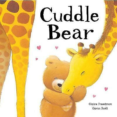 £5.99 • Buy Cuddle Bear By Claire Freedman NEW Paperback Childrens Picture Book