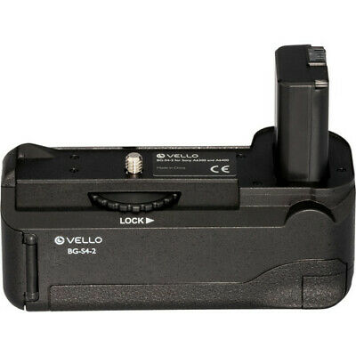 AU0.01 • Buy Vello Battery Grip For Sony Alpha A6300 Free S/H
