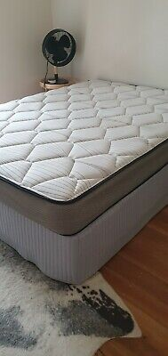 AU50 • Buy Double Bed Mattress And Base