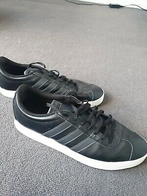 AU30 • Buy Adidas Superstar Core Black On Black. PERFECT CONDITION Size 11