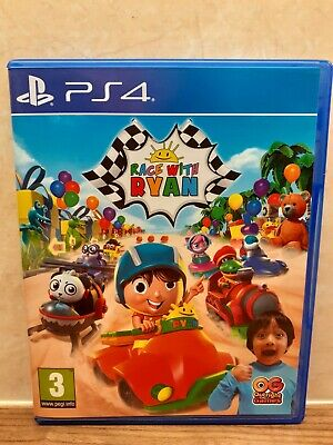 AU33.08 • Buy PS4 Kids Game Race With Ryan (Sony Playstation 4)