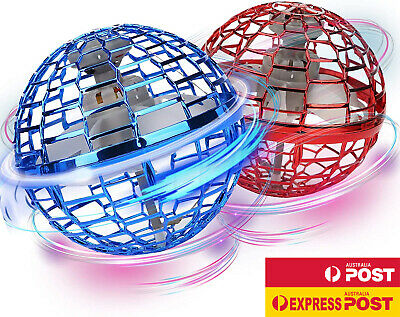 AU35.95 • Buy Mini Hand UFO Drone Flying For Kids Mini Ball Toys Helicopter Hover Quad-copter