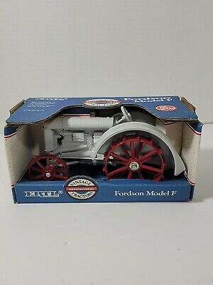 £10.85 • Buy Vintage 1990 Ertl Diecast Fordson Model F Tractor 1/16 #872 NOS USA Boxed Gift