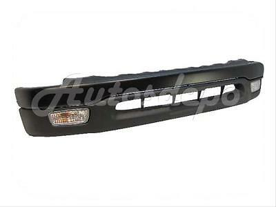 $183.70 • Buy For 01-04 Tacoma Pickup 2wd Front Bumper Face Bar Black Valance Signal Light 4pc