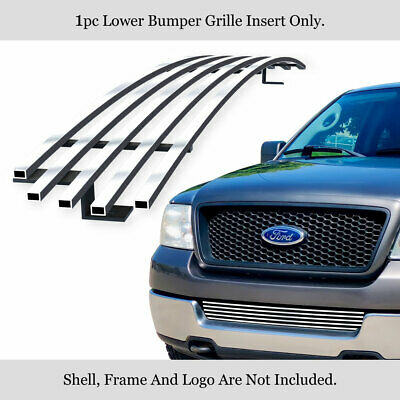 $36.99 • Buy Fits 2004-2005 Ford F-150 Lower Bumper Billet Grille Insert