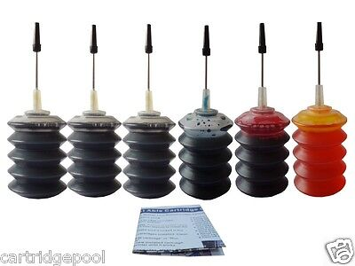 £11.58 • Buy Refill Ink Kit For Canon PG-30 CL-31 Ip1800 Ip2600 MP140 MP190 MX310 MX300 180g