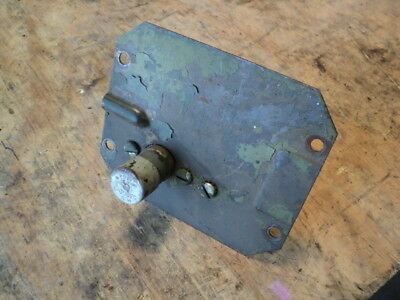 $25 • Buy Headlight Dimmer Switch & Mount Plate, Used, M151 Jeep
