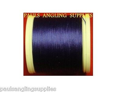 Fishing Rod Whipping Thread  100 Yds BLUE • 9.98£