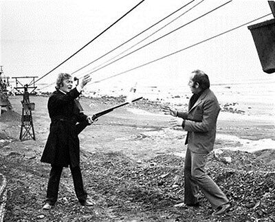 GET CARTER MOVIE PHOTO 8x10 Photo Cool Photo 187880 • 5.59£