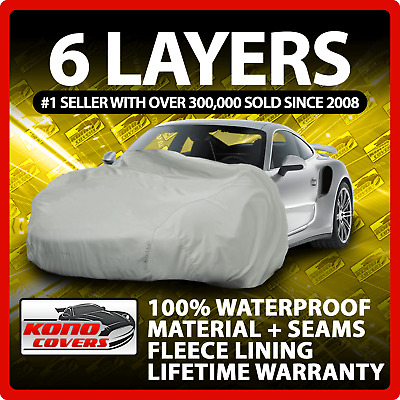 $44.95 • Buy Bmw 318I Convertible 6 Layer Car Cover 1991 1992 1994 1995 1996 1997 1998
