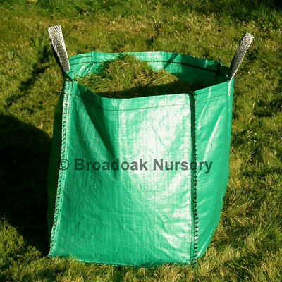 £6.95 • Buy HEAVY DUTY GARDEN WASTE BAG - Strong Large 120 Litre Sack, Garden Recycling Bags
