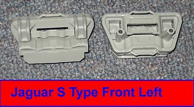 $6.99 • Buy Jaguar X-Type - Window Regulator Clips (2) FRONT LEFT Pair (driver Side Clips)