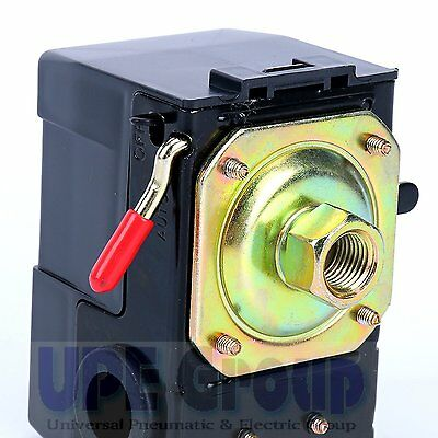 AU21.08 • Buy New Pressure Switch Valve For Air Compressor Replaces Square D  95-125 1port