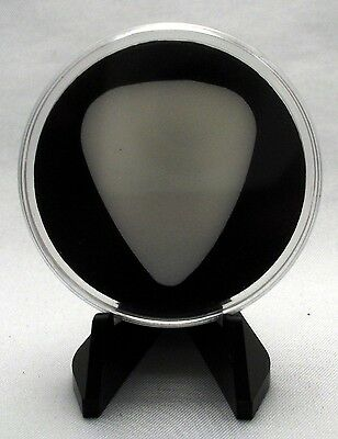 $ CDN6.54 • Buy Guitar Pick Display Case & Stand - (Black 351 Style)  - 100% MADE IN USA