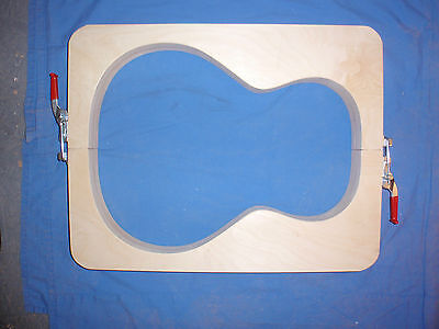 AU148.51 • Buy Gibson L 00  Guitar Mold For Luthiers Building Form