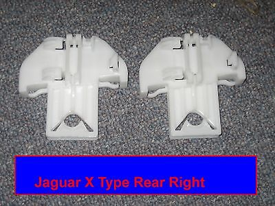 $6.99 • Buy Jaguar X-Type Window Regulator Clip (1) - REAR Right (passenger Side)